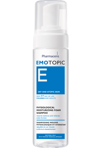 Pharmaceris E PHYSIOLOGICAL MOISTURIZING FOAM SHAMPOO 200 ml